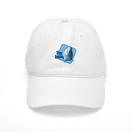 I'm Blue Quaker Hat