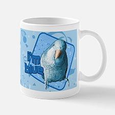 I'm Blue Quaker Mug