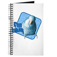 I'm Blue Quaker Journal