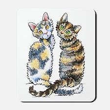 2 Laperm Mousepad