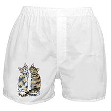 2 Laperm Boxer Shorts