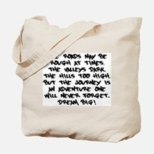 Adventurous Journey Tote Bag