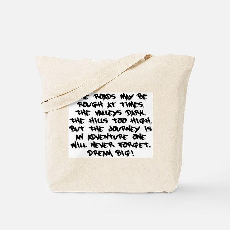 Adventurous Journey Tote Bag