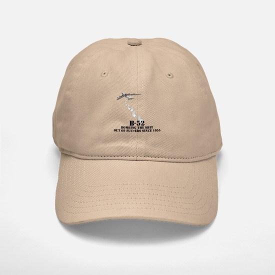 B-52 Whoopass Baseball Baseball Cap