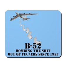 B-52 Whoopass Mousepad