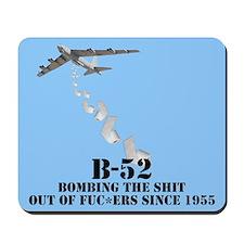 B-52 Whoopass Mousepad