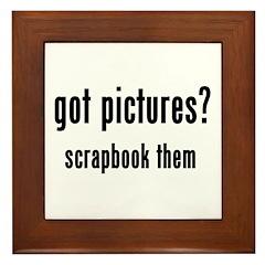 Got Pictures Framed Tile
