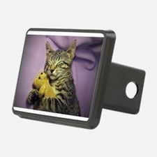 Daisy the sleeping kitty c Hitch Cover