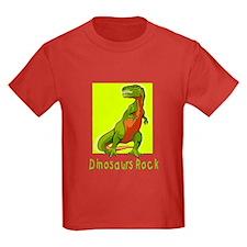 Dinosaurs Rock T