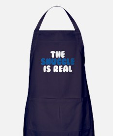 The Snuggle Is Real Apron (dark)