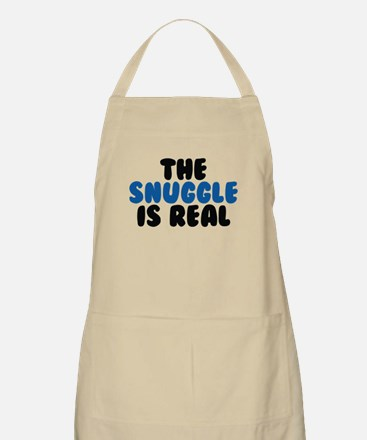The Snuggle Is Real Apron