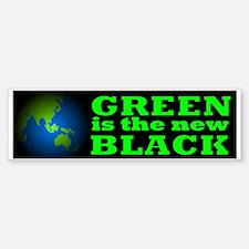 Green is the New B Bumper Bumper Bumper Sticker