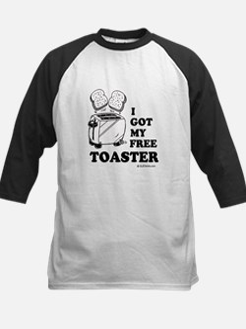 I got my free toaster Tee