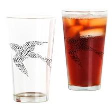 I Am No Bird- Drinking Glass