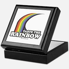 Taste the rainbow Keepsake Box