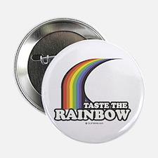 "Taste the rainbow 2.25"" Button (10 pack)"