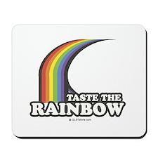 Taste the rainbow Mousepad