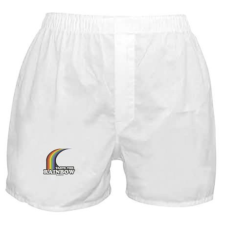 Taste the rainbow Boxer Shorts