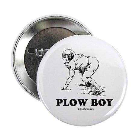 "Plow boy 2.25"" Button (10 pack)"