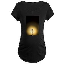Metal spiral spring photo art ab Maternity T-Shirt