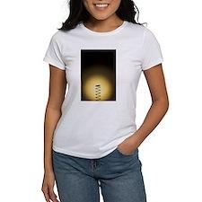 Metal spiral spring photo art abstract T-Shirt