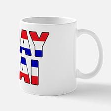 Muay Thai 001 Mug