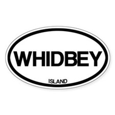 Whidbey Island Decal
