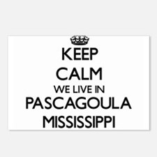 Keep calm we live in Pasc Postcards (Package of 8)