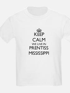 Keep calm we live in Pr T-Shirt