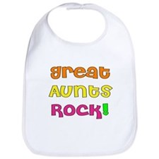 Cute Rock Bib