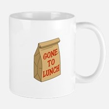 Gone to Lunch Mugs