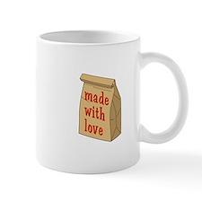 Made With Love Mugs