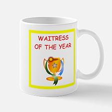 waitress Mugs