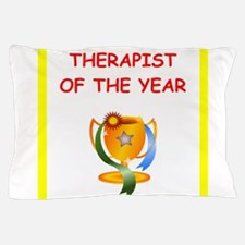 therapist Pillow Case