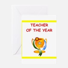 teacher Greeting Cards