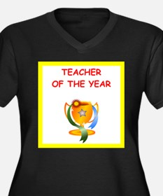 teacher Plus Size T-Shirt
