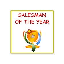 salesman Sticker