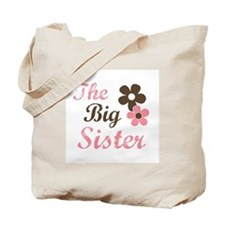 the big sister flower Tote Bag