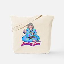 BEADING DEVA.png Tote Bag