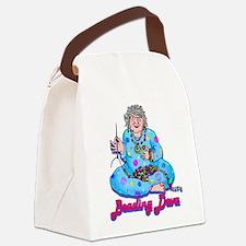 BEADING DEVA.png Canvas Lunch Bag