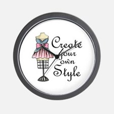 Create Your Own Style Wall Clock