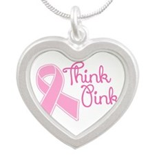 Think Pink Bca Necklaces