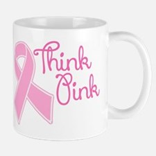 Think Pink BCA Mugs