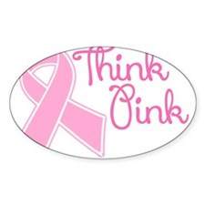 Think Pink BCA Decal