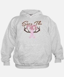 Save The Rack Breast Cancer Awareness Hoodie