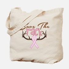Save The Rack Breast Cancer Awareness Tote Bag