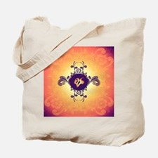 Mourning, the rune Tote Bag