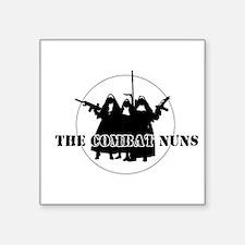 Combat Nuns Sticker