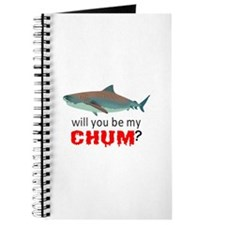 WILL YOU BE MY CHUM Journal