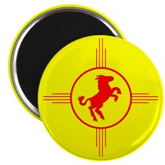 New Mexico Democrat Magnet